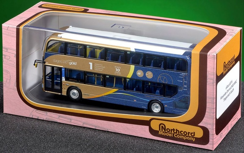 Model Bus Zone News February Amp March 2020