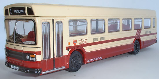 EFE 17701 - Long Leyland National Mark II