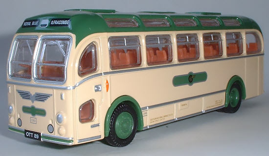 Efe Zone Model 16215 Southern National Omnibus Co