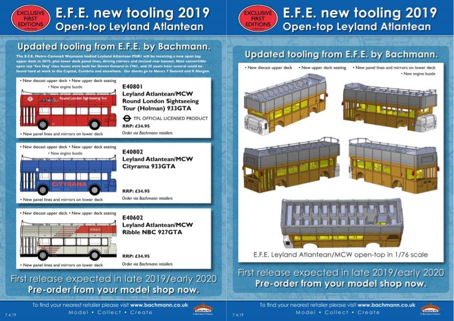 Model Bus Zone - News April 2019