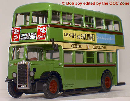 OOC 43914 Daimler Utility Double Deck Bus