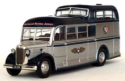 Oxford Diecast PCV Models