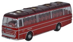 Oxford Diecast Single Deck Bus Models