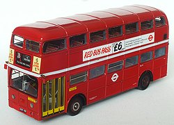Resin Double Deck Bus Models