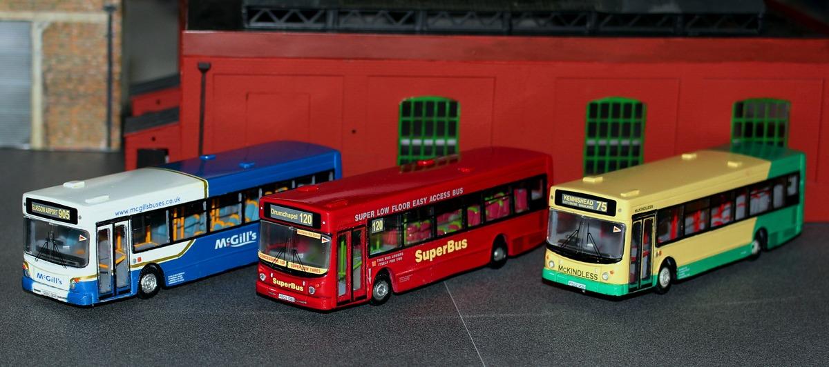 Model Bus Zone - News June 2019
